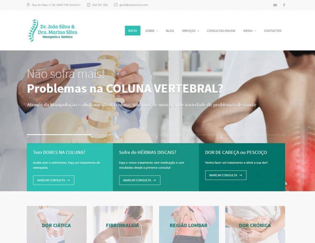 Dr. João Silva | Home