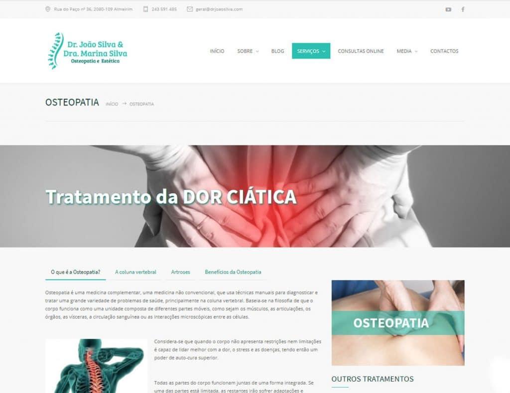 Dr. João Silva | Site